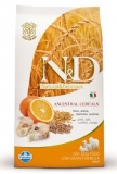 N&D Low Grain DOG Adult Maxi Codfish & Orange 12kg ( + darek ZDARMA)