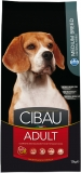 CIBAU Dog Adult Medium 12kg (+ 2kg ZDARMA)