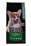 CIBAU Dog Puppy Medium 12kg (+ 2kg ZDARMA)