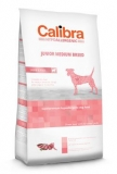 Calibra Dog HA Junior Medium Breed Lamb  14kg (+ barel)