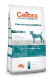 Calibra Dog HA Senior Medium & Large Chicken  14kg (+ 3kg ZDARMA)
