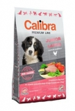 Calibra Dog Premium Line Junior Large 12kg (+ 3kg zdarma)