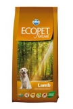 Ecopet Natural Adult Lamb Mini 12kg (+ 2kg ZDARMA)