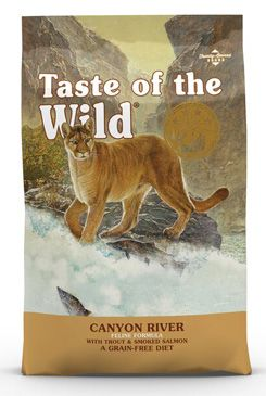 Taste of the Wild kočka Canyon River Feline 6,6kg