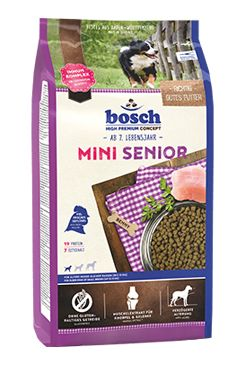 Bosch Dog Senior Mini  2,5kg
