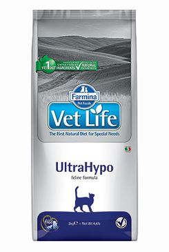Vet Life Natural CAT Ultrahypo 2kg