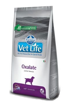 Vet Life Natural DOG Oxalate 2kg