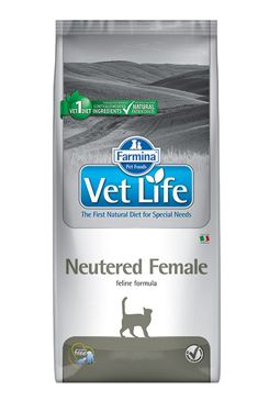Vet Life Natural CAT Neutered Female 5kg