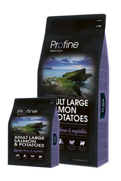 Profine Dog Adult Large Salmon & Potatoes 3 kg