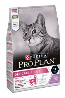 ProPlan Cat Delicate Turkey 3kg