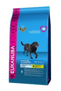 Eukanuba Dog Mature Large 3kg