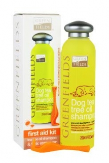 Greenfields šampon s Tea Tree olejem pes 250ml