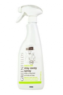 Greenfields spray Zákaz vstupu Stay Away 400ml