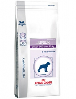Royal Canin VC Canine Junior Giant  Dog 14kg