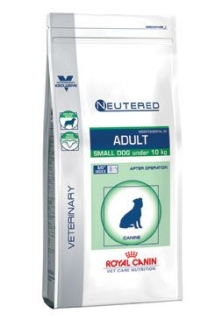 Royal Canin VC Canine Neutered Adult Small Dog 8kg