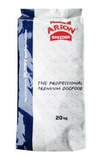 Arion Breeder Original Puppy Small Lamb Rice 20kg