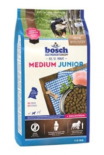 Bosch Dog Junior Medium  15kg