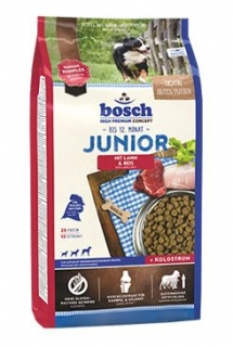 Bosch Dog Junior Lamb&Rice 3kg
