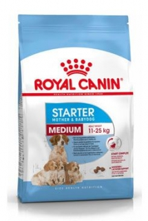 Royal canin Kom. Medium Starter  4kg