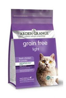 Arden Grange Cat Light Chicken&Potato 8kg