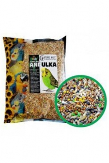 FINE PET Super Mix andulka 800g