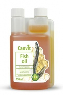 Canvit Natural Line Fish oil 250ml (sleva)