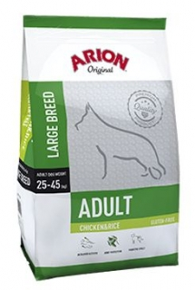 Arion Dog Original Adult Large Chicken Rice 12kg