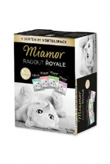Miamor Cat Ragout Multipack ve šťávě 4x3x100g