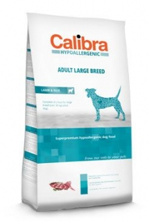 Calibra Dog HA Adult Large Breed Lamb  3kg
