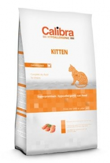 Calibra Cat HA Kitten Chicken  7kg (3+1 zdarma)