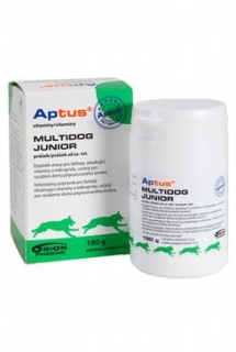 Aptus Multidog Junior powd 180g