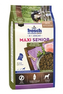 Bosch Dog Senior Maxi Chick/R 12,5kg
