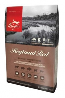 Orijen Dog Regional Red NEW 6kg