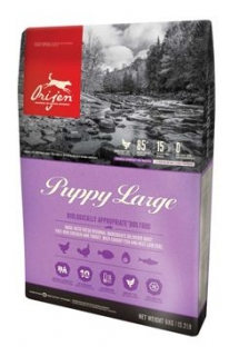 Orijen Dog Puppy Large 11,4kg
