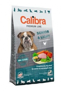 Calibra Dog Premium Line Senior&Light 12kg