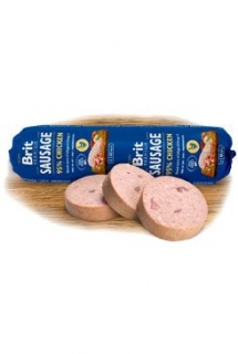 Brit Sausage Chicken 800g New