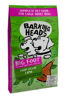 BARKING HEADS Chop Lickin' Lamb (Large Breed) 12kg