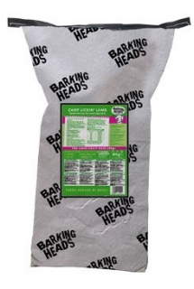 BARKING HEADS Chop Lickin' Lamb (Large Breed) 18kg
