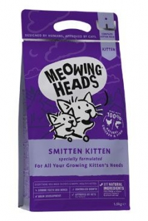 MEOWING HEADS Smitten Kitten 1,5kg