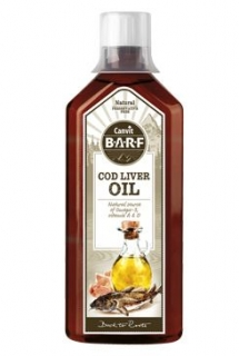 Canvit BARF Cod Liver Oil 500ml