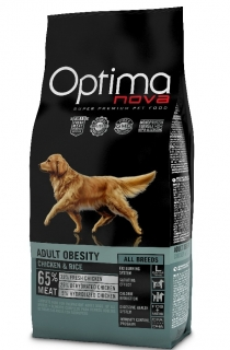 OPTIMAnova dog OBESITY 2x12kg