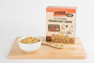 Pure Dog Food - Duck Delight 0,5kg