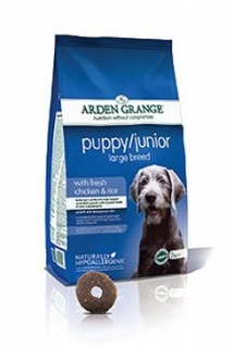 Arden Grange Puppy/Junior Large Breed 6kg