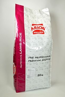 Arion Breeder  Adult Lamb Rice 20kg