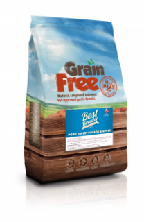 Best Breeder Grain Free Pork, Sweet Potato & Apple 12kg