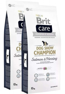 Brit Care Dog Show Champion 2x12kg