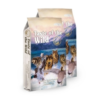 Taste of the Wild Wetlands Wild Fowl 2x 13kg