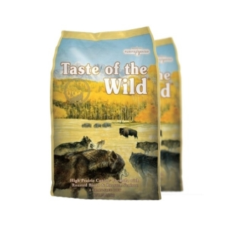 Taste of the Wild High Prairie 2x 13kg