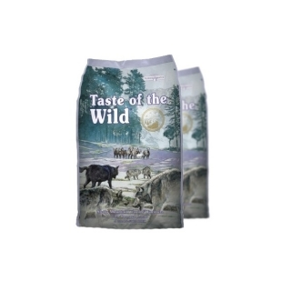 Taste of the Wild Sierra Mountain Canine 2x 13kg