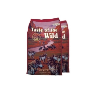 Taste of the Wild Southwest Canyon Canine 2x 13kg